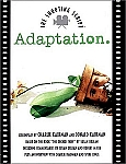 ADAPTATION Shooting Script & Book