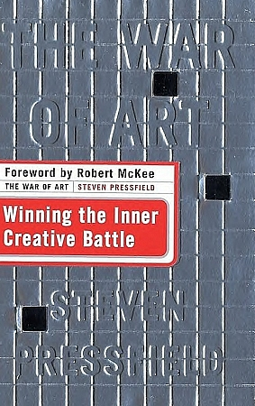 THE WAR OF ART By Steven Pressfield. Foreward by Robert McKee. Personally Autographed by Pressfield and McKee. Limited & Numbered Edition of 2,500 Copies