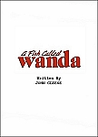 A FISH CALLED WANDA Spiral-bound Screenplay