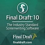 Final Draft Version 10.0 Software (Retail $249)