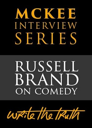 The McKee Interview Series: Russell Brand on Comedy