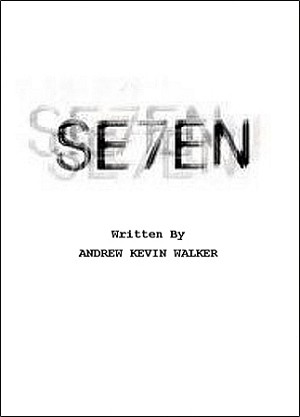 SEVEN Screenplay