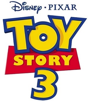 Toy Story 3 Screenplay, Bound with Plastic Cover