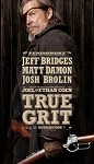 True Grit, Screenplay Bound with Plastic Cover